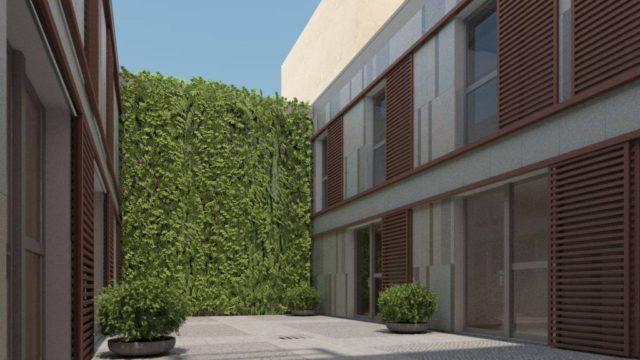 Nuova costruzione Trilocale con giardino Via Washington / P.le De Agostini