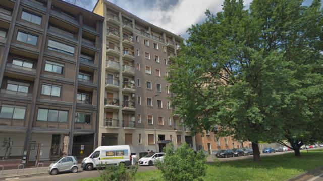 2 locali ristrutturato Via D'alviano